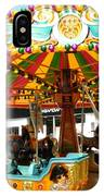 Toy Town Carousel  IPhone Case