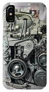 Toyota Engine IPhone Case