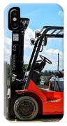 Toyota Fork Lift  IPhone Case