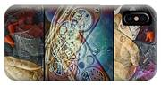 Toys Triptych IPhone Case