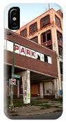 Tr L Park IPhone Case
