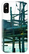 Trabocco 3 - Fishermen Stuff IPhone Case