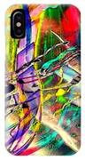 Tracings5 IPhone Case