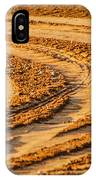 Tractor Tracks IPhone Case