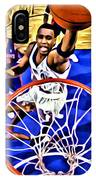Tracy Mcgrady Painting IPhone Case