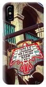 Trading Post IPhone Case