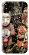 Traditional Thai Welcome IPhone Case