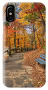 Trail Of Gold IPhone Case