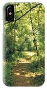 Trail Of Hope II IPhone Case