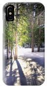 Trail To Bear Lake 4490 IPhone Case