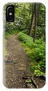 Trail To Chimney Tops - D005669a IPhone Case