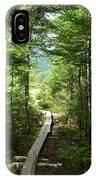 Trail To Sandy Stream Pond IPhone Case