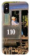 Train Conductor IPhone Case