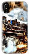 Train II IPhone Case