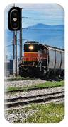 Train In The Mile High IPhone Case