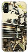 Train Is Coming Two IPhone Case