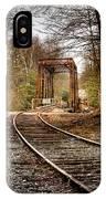 Train Memories IPhone Case
