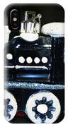 Train Ornament IPhone Case