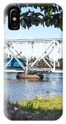 Train Trestle 3 IPhone Case