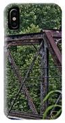 Train Trestle IPhone Case