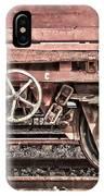 Train Wagon IPhone Case