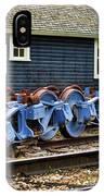 Trains Tr3634-13 IPhone Case
