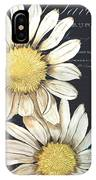 Tranquil Daisy 1 IPhone Case