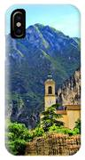 Tranquil Landscape IPhone Case