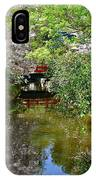 Tranquility Garden IPhone Case