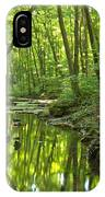 Tranquility In The Forest IPhone Case