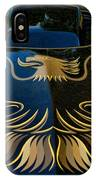 Trans Am Eagle IPhone Case