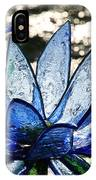 Translucent Blues IPhone Case