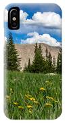 Trappers Lake Meadow IPhone Case