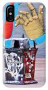 Trash Or Art IPhone Case
