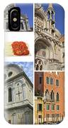Travel To Venice  IPhone Case