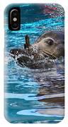 Treading Water V2 IPhone Case