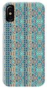 Treasure - Inverted Tile Arrangement IPhone Case