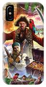 Treasure Island IPhone Case