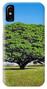 Tree 10 IPhone Case