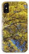 Tree 4 IPhone Case