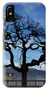 Tree And Borromee Islands IPhone Case