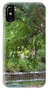 Tree At Norfolk Botanical Garden 4 IPhone Case