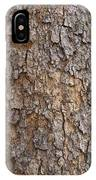 Tree Bark Background Texture IPhone Case
