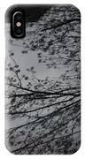 Tree Buds IPhone Case