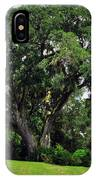 Tree By The River IPhone Case