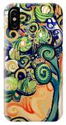Tree Candy 2 IPhone Case