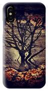Tree Circle 2 IPhone X Case