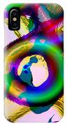 Tree-dimensional Ring IPhone Case