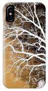 Tree In Abstract IPhone Case