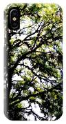 Tree In Blue Ridge Mountains IPhone Case